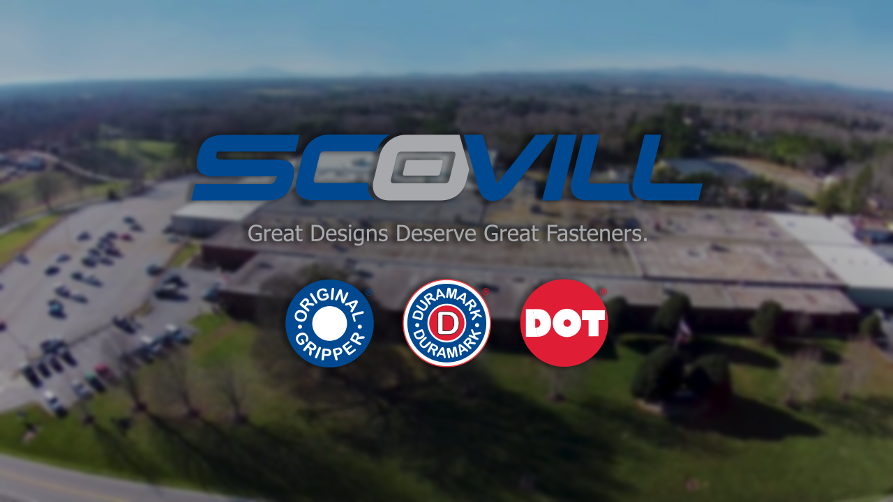 Scovill Fasteners - Company Overview: Great Designs Deserve Great Fasteners Video