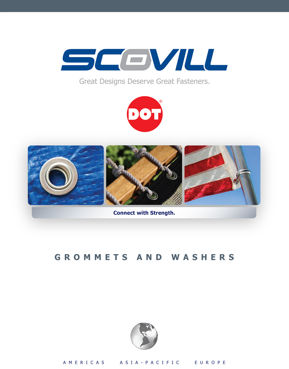 Scovill DOT Grommet and Washer Product Catalog