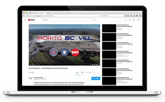 Subscribe to Morito Scovill Americas on YouTube